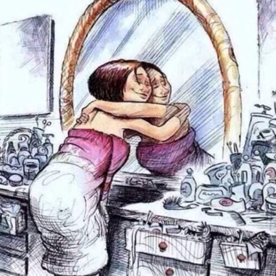 Когда любовь будет на первом месте вс остальное будет на сво м