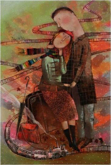 Любовь и голод проекция совершенства как отражение внутреннего голода родителей