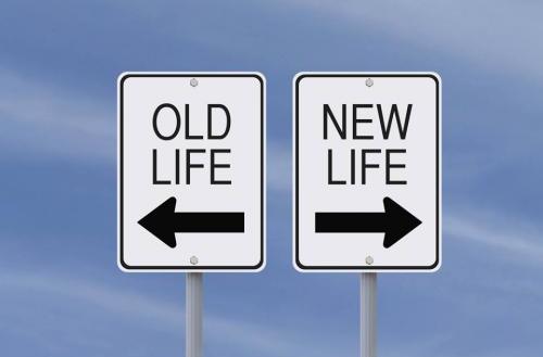 С чего начать если жизнь разладилась но боишься перемен
