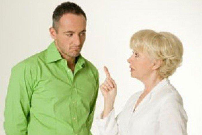 Мужчина иди к своей маме Мужская душа в поиске зрелости