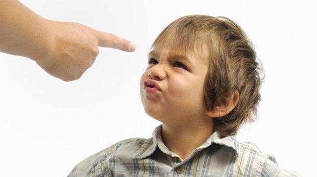 Как неэффективные меры наказания приводят к нарушению поведения у детей