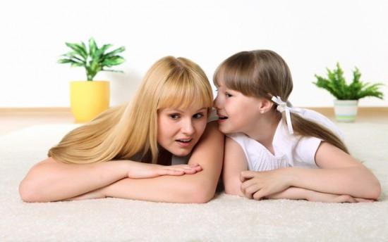 Устанавливаем доверительные отношения с ребенком