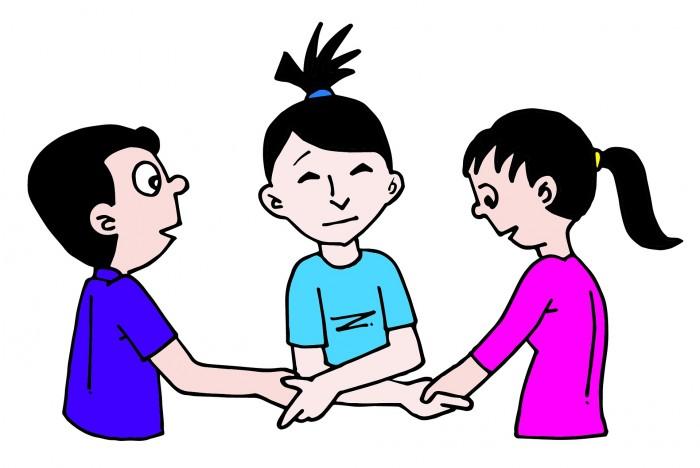 Упражнение Панель  когда очень важно услышать друг друга