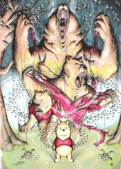 Внутренние демоны хороших взрослых мальчиков и девочек