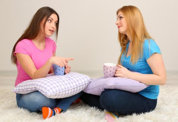 Пять элементов в отношениях с подростками Элемент 2 Доверие