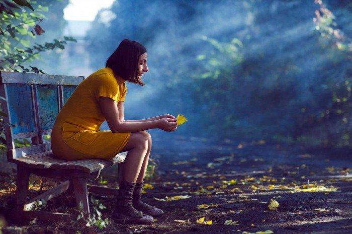 Одиночество или уединение
