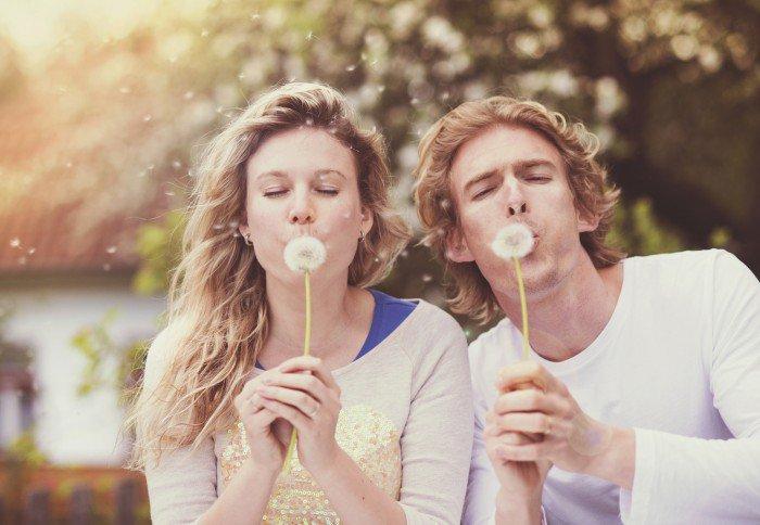 Мужчина и женщина любовь живет три года