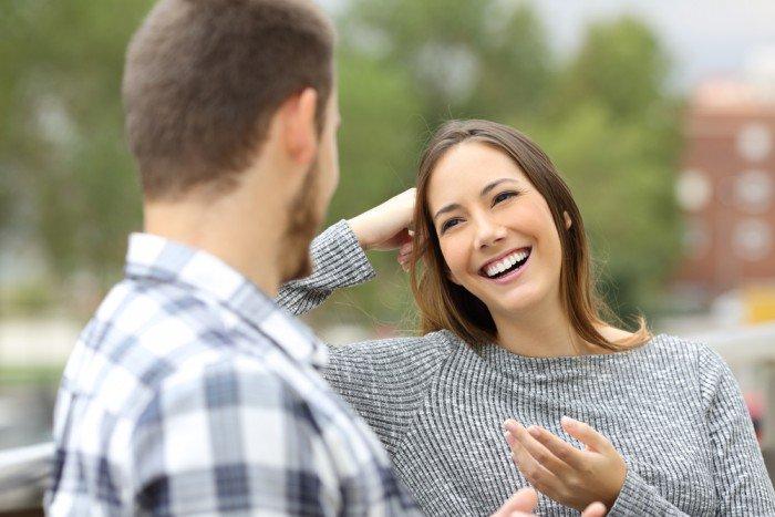 Удовольствие от общения с другим возможно только если сам к себе хорошо относишься