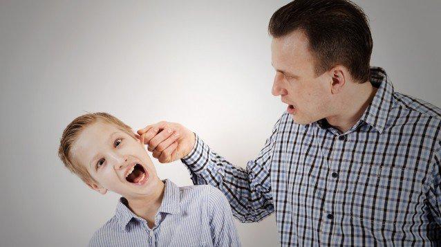 Бить или не бить или телесные наказания в воспитании ребенка