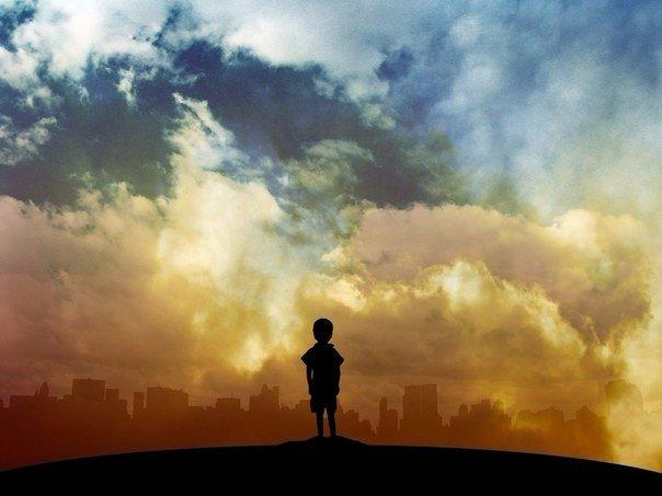Одиночество как ресурс или когда внутреннии ребенок говорит Привет