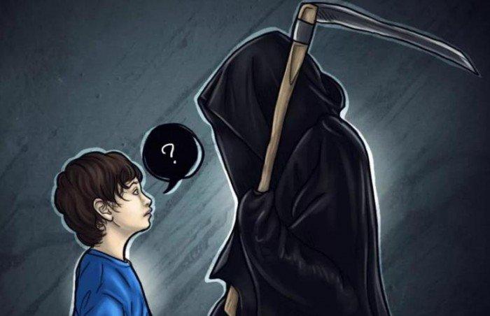 Дети спрашивают о смерти Часть 1 В каком возрасте это бывает