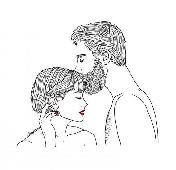 Любовь и волосы