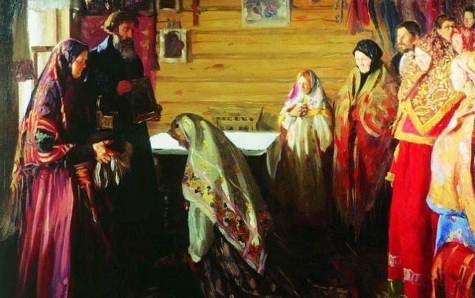 Когда женщина выходит замуж ее принимает род мужа Отношения со свекровью