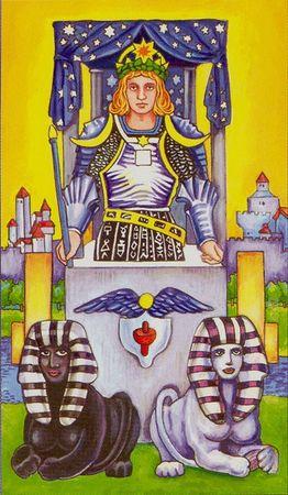 VII Колесница. Бог Весны – сын Царицы Неба, избавитель от страха